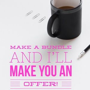 Other - 🌈☀️Bundle 3+ items for a great discount!